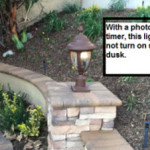 automatic outdoor lights